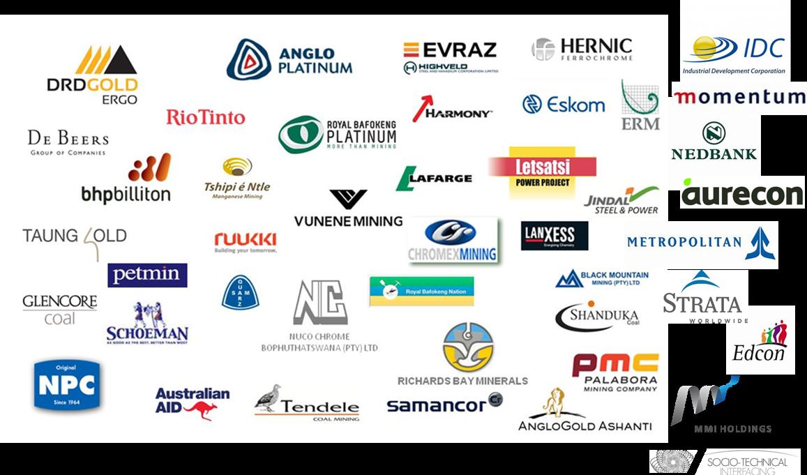 Umsizi client logos